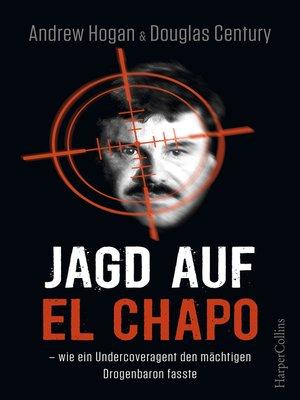cover image of Jagd auf El Chapo
