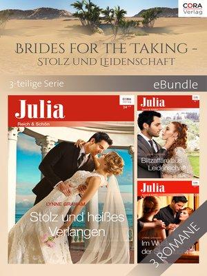 cover image of Brides for the Taking--Zwei Schwestern auf der Suche nach ihrer verschollenen Halbschwester