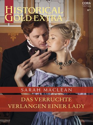 cover image of Das verruchte Verlangen einer Lady