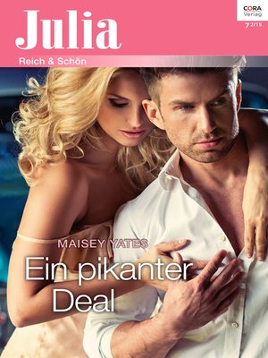 cover image of Ein pikanter Deal