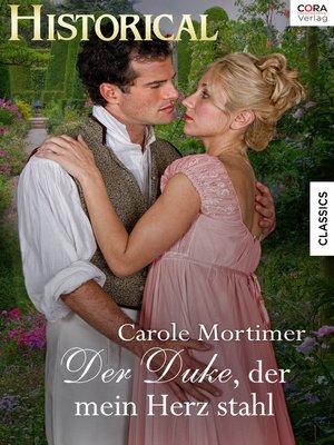 cover image of Der Duke, der mein Herz stahl