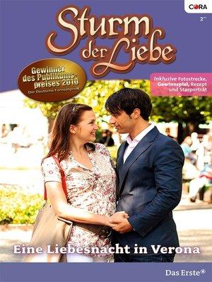 cover image of Eine Liebesnacht in Verona