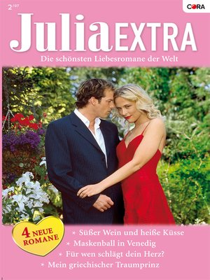 cover image of Julia Extra Band 0261
