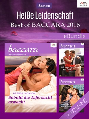 cover image of Heiße Leidenschaft--Best of Baccara 2016