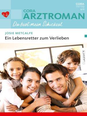 cover image of Ein Lebensretter zum Verlieben