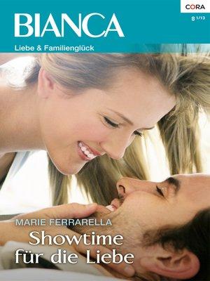 cover image of Showtime für die Liebe