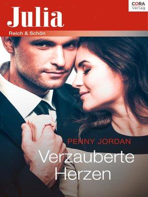 cover image of Verzauberte Herzen