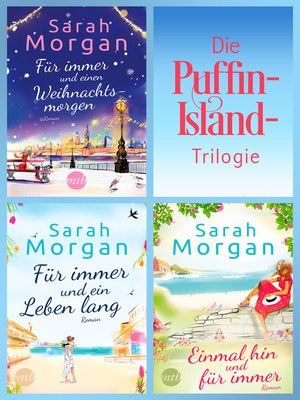 cover image of Die Puffin-Island-Trilogie