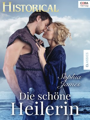 cover image of Die schöne Heilerin