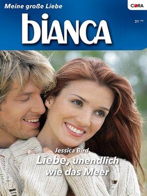 cover image of Liebe, unendlich wie das Meer