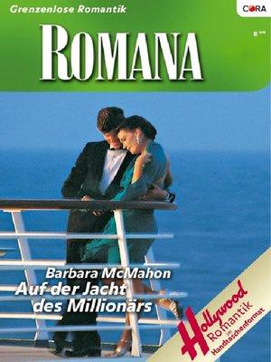cover image of Auf der Jacht des Millionärs