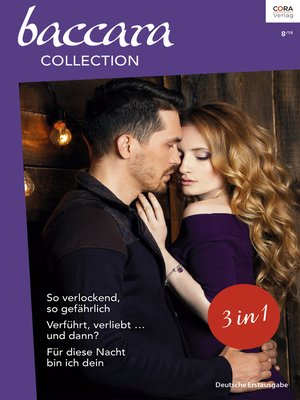 cover image of Baccara Collection Band 408
