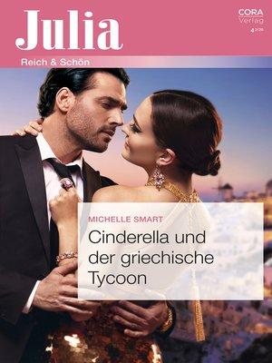 cover image of Cinderella und der griechische Tycoon