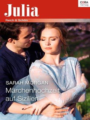 cover image of Märchenhochzeit auf Sizilien