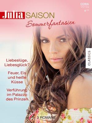cover image of Julia Saison Band 56