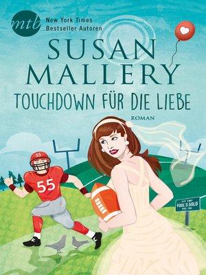 cover image of Touchdown für die Liebe