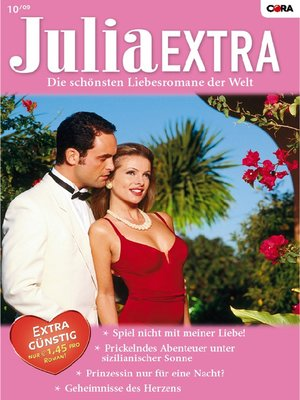 cover image of Julia Extra Band 0302
