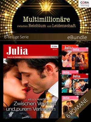 cover image of Multimillionäre--zwischen Reichtum und Leidenschaft