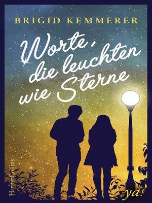 cover image of Worte, die leuchten wie Sterne