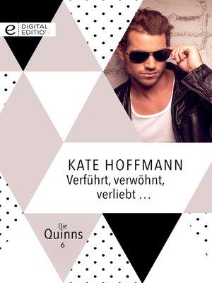 cover image of Verführt, verwöhnt, verliebt ...