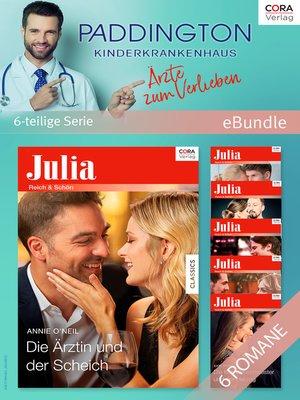 cover image of Paddington Kinderkrankenhaus--Ärzte zum Verlieben (6-teilige Serie)