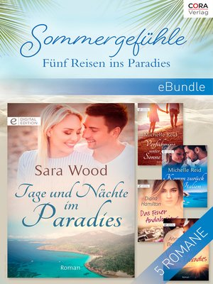 cover image of Sommergefühle--Fünf Reisen ins Paradies