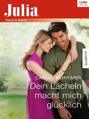 cover image of Dein Lächeln macht mich glücklich