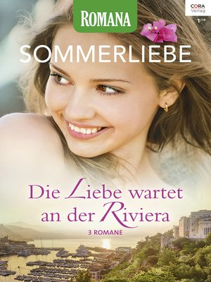 cover image of Romana Sommerliebe Band 5