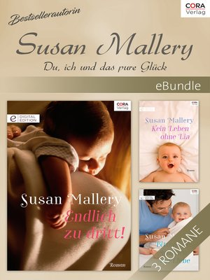 cover image of Bestsellerautorin Susan Mallery--Du, ich und das pure Glück