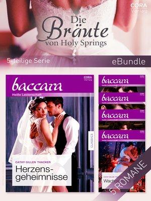 cover image of Die Bräute von Holly Springs (5-teilige Serie)