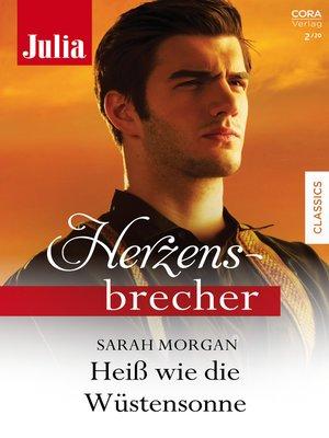 cover image of Heiß wie die Wüstensonne