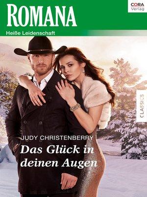 cover image of Das Glück in deinen Augen