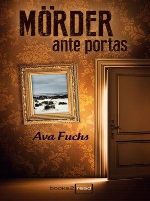 cover image of Mörder ante portas