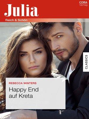 cover image of Happy End auf Kreta