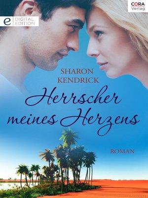 cover image of Herrscher meines Herzens