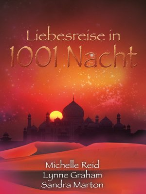 cover image of Liebesreise in 1001 Nacht