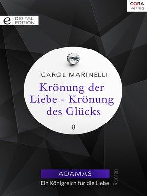 cover image of Krönung der Liebe