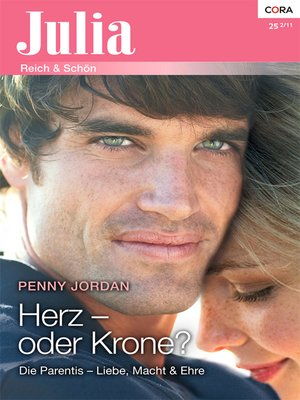cover image of Herz—oder Krone?