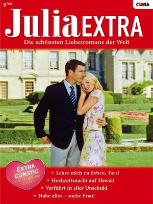 cover image of Julia Extra Band 0301