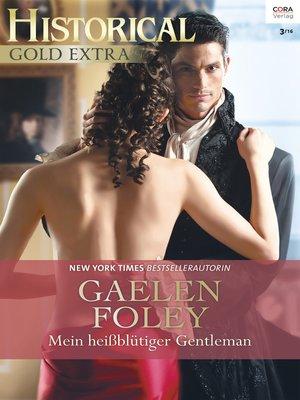 cover image of Mein heißblütiger Gentleman