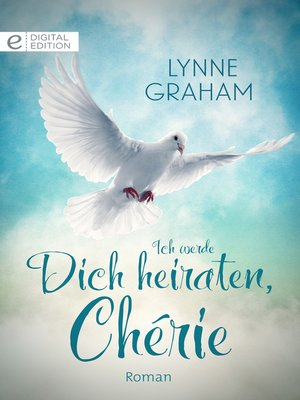 cover image of ich werde Dich heiraten, Chérie