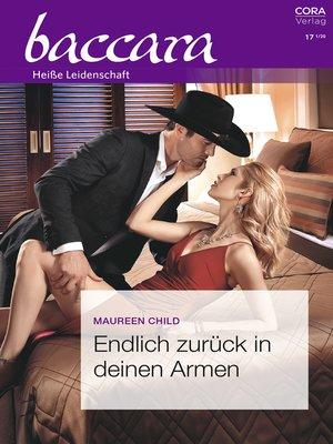 cover image of Endlich zurück in deinen Armen