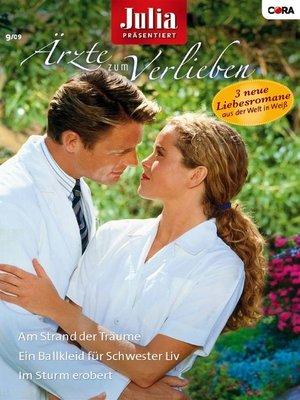 cover image of Julia Ärzte zum Verlieben Band 27