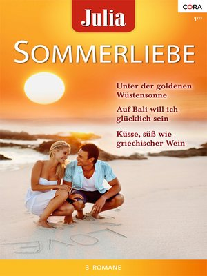 cover image of Julia Sommerliebe Band 24