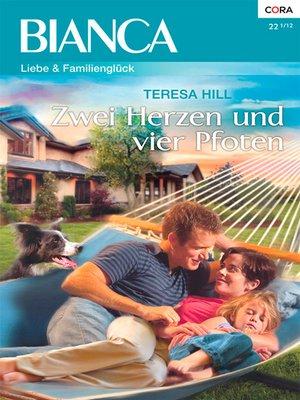 cover image of Zwei Herzen und vier Pfoten