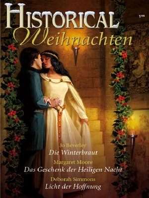 cover image of Historical Weihnachten Band 01