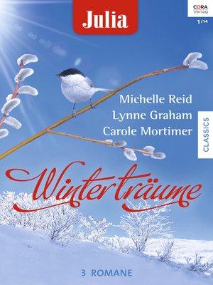 cover image of Julia Winterträume Band 9