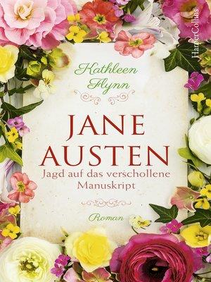 cover image of Jane Austen--Jagd auf das verschollene Manuskript