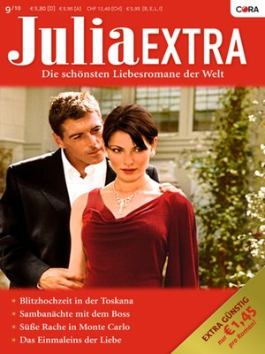 cover image of Julia Extra Band 0318