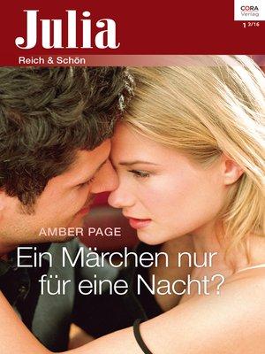 cover image of Ein Märchen nur für eine Nacht?